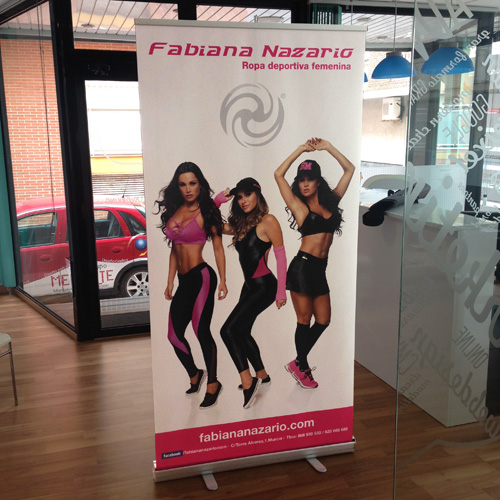 Roll up empresa fabiana nazario