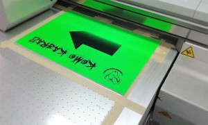 Impresión digital sobre rígido