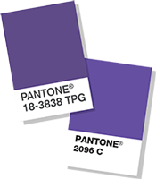 Ultraviolet color pantone