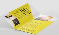 Cómo crear el folleto publicitario más impactante.