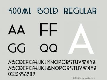 tipografía cartel polipropileno