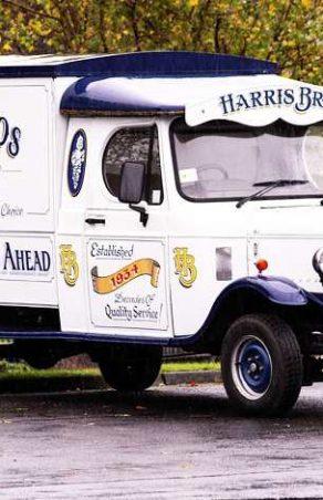 Las mejores ideas para la rotulación de coches y furgonetas para negocios.