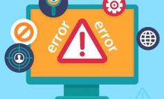 5 errores comunes en tu pagina web