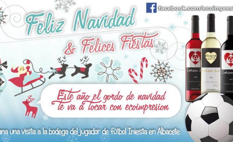 Concurso de Navidad Ecoimpresion.es