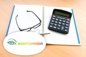Calculadora de presupuestos online ecoimpresion.es
