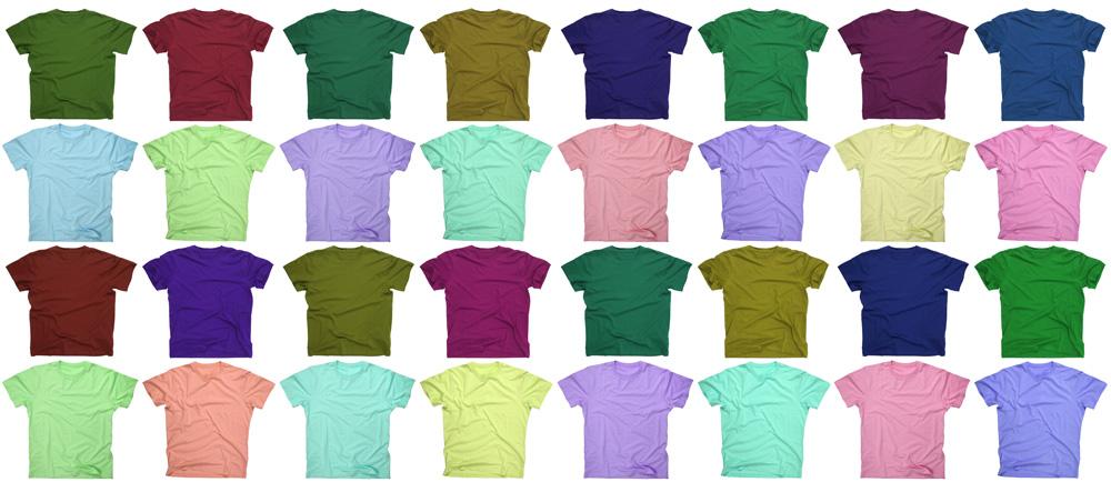 Mejores camisetas publicitarias