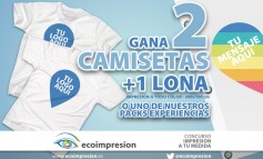 Concurso: ¡Gana un pack experiencias ecoimpresion!