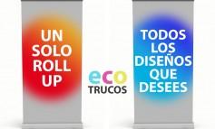 Eco-trucos: Ahorra en tus Roll-Up