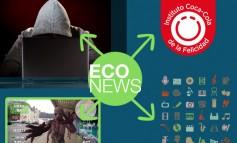 Eco News #5: Cyber-estafas, Felicidad, Biblioteca de vinilos y Zombis