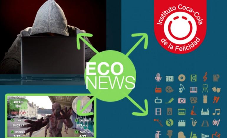 Eco News #5: Cyber-estafas, Felicidad y Biblioteca de vinilos