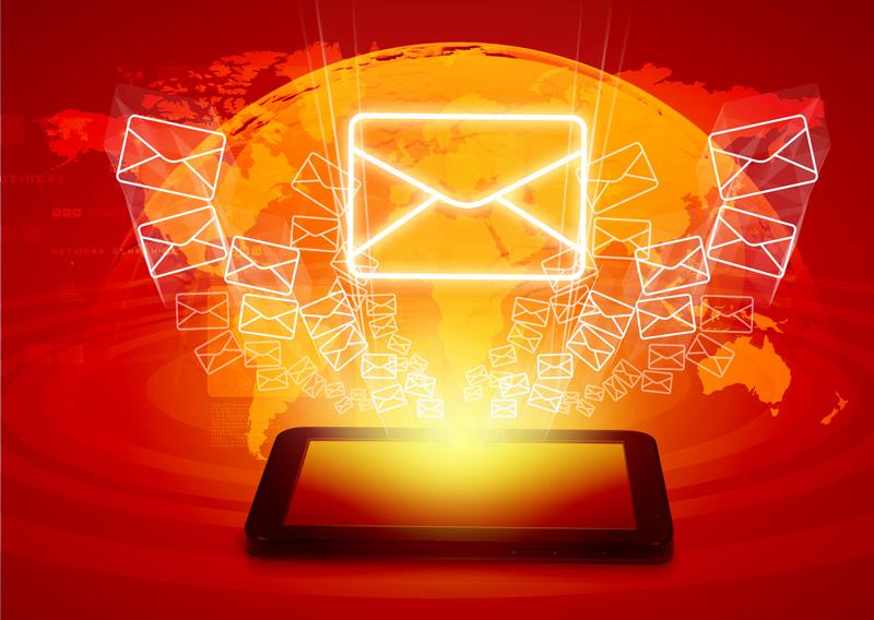 Captar email