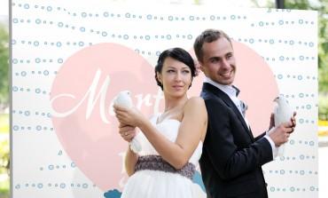 Un photocall para mi boda