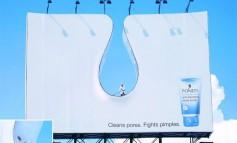 Más creatividad en publicidad exterior