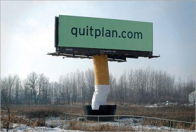 dejar de fumar es un simple gesto...