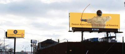 publicidad ingeniosa exterior