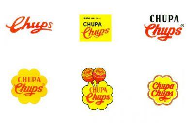 evolución marca chupa chups