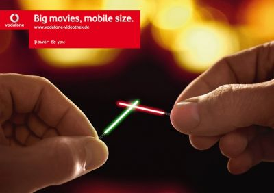 star wars y vodafone