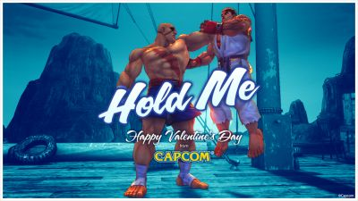 San valentin street fighter