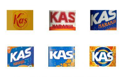 evolución logotipo kas
