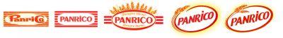 evolución logotipo panrico