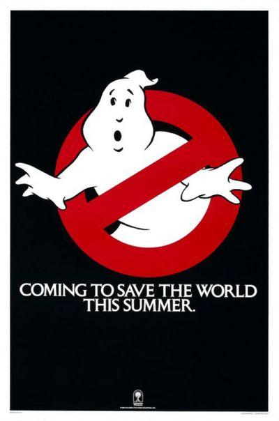 Cartel película caza fantasmas