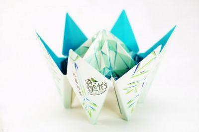 Packaging de bolsitas de té