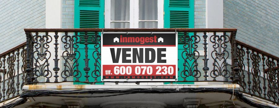 Impresion carteles para inmobiliarias