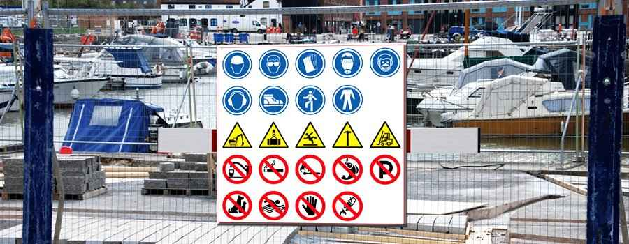 Impresion directa carteles prevencion riesgos laborales