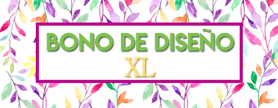 Bono diseño grafico X L ecoimpresion