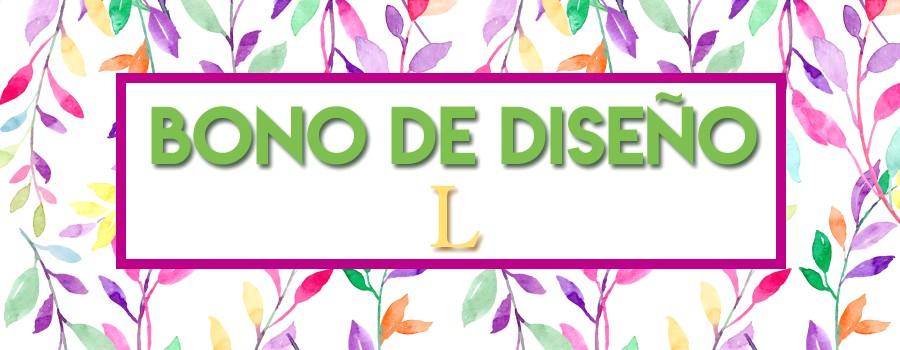 Bono diseño grafico L ecoimpresion