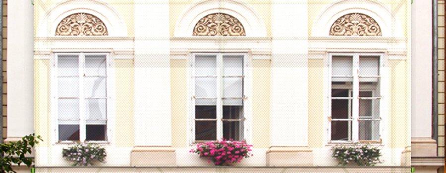 Impresion gran formato lonas para obras restauracion