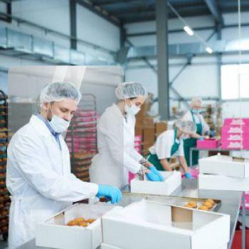 Mamparas protección para industrias