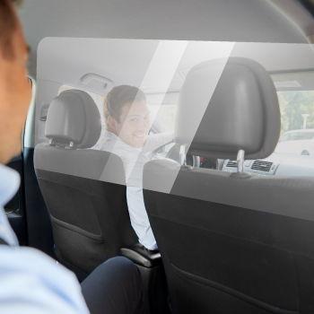 Manpara de protección contagios para taxis