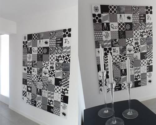 Impresión digital sobre cartón pluma para decoración